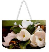 Flowers From The South Weekender Tote Bag