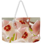Flowers-hoya 1 Weekender Tote Bag