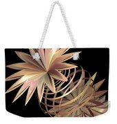 Flowers In Pink Weekender Tote Bag