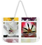 Flowers In The Yard Weekender Tote Bag