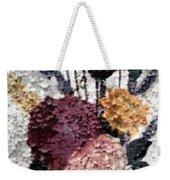 Flowers In Winter Weekender Tote Bag