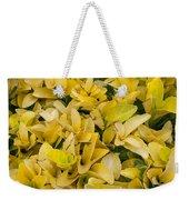 Flowers Of Domitilla Weekender Tote Bag