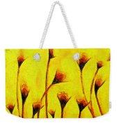 Flowers Of Love  - Van Gogh -  - Pa Weekender Tote Bag