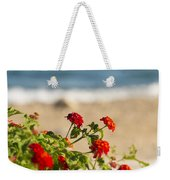 Flowers Of Rhodes Weekender Tote Bag