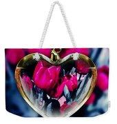 Flowers Of The Heart Weekender Tote Bag
