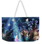 Flowers Of The Sea Weekender Tote Bag