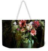 Flowers Still Life Weekender Tote Bag