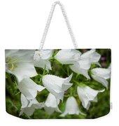 Flowers With Droplets 1 Weekender Tote Bag