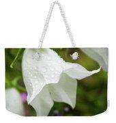 Flowers With Droplets 3 Weekender Tote Bag