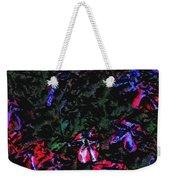 Flowerstudy9-21-09 Weekender Tote Bag