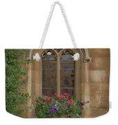 Flowery  Weekender Tote Bag