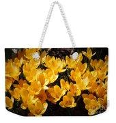 Flowery Sunshine Weekender Tote Bag
