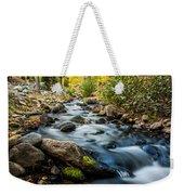 Flowing Creek Weekender Tote Bag
