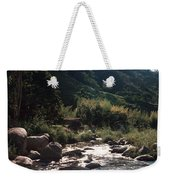 Flowing Nature Weekender Tote Bag