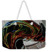 Flow Patterns 3 Weekender Tote Bag