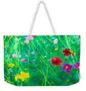 Flowing Softly Weekender Tote Bag
