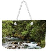 Flowing Through The Trees Weekender Tote Bag