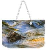 Flowing Water Weekender Tote Bag
