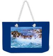 Flowing Water In The Cayman Islands # 4 Weekender Tote Bag