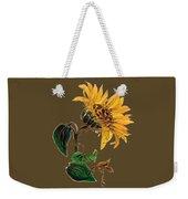 Flower Power T-shirt Weekender Tote Bag