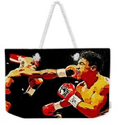 Floyd Mayweather Weekender Tote Bag