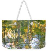 Fluctuations Weekender Tote Bag