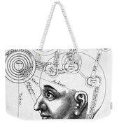 Fludds Mental Faculties, 1617 Weekender Tote Bag
