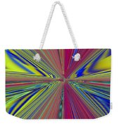 Fluid Motion Weekender Tote Bag
