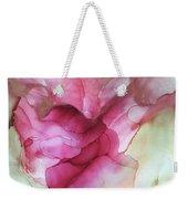 Fluid Rose Weekender Tote Bag