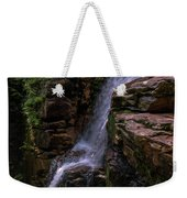 Flume Gorge Waterfall Weekender Tote Bag