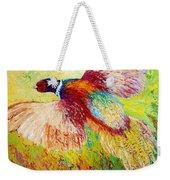 Flushed - Pheasant Weekender Tote Bag