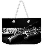 Flute Series I Weekender Tote Bag