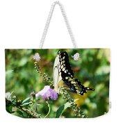 Flutter By 102110 Weekender Tote Bag