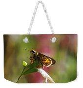 Flutter Weekender Tote Bag