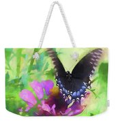 Fluttering Wings Of The Butterfly Weekender Tote Bag