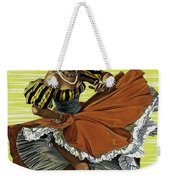 Fly B O A C To Caribbean Weekender Tote Bag