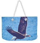 Fly By Eagle. 2 Of 3 Weekender Tote Bag