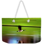 Fly-by Weekender Tote Bag