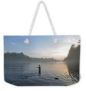 Fly Fishing 2 Weekender Tote Bag