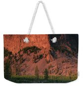 Fly Fishing On The Madison River Weekender Tote Bag