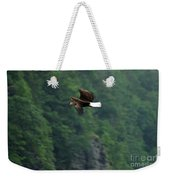Fly Like An Eagle Weekender Tote Bag