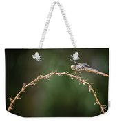 Fly Little Dragonfly Weekender Tote Bag