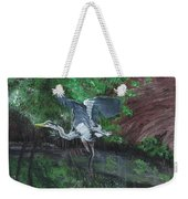 Fly Me Away To Little River Weekender Tote Bag