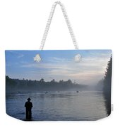 Flyfishing In Maine Weekender Tote Bag