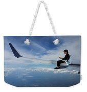 Flying 3rd Class Weekender Tote Bag