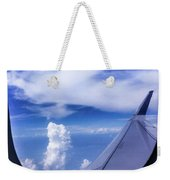 Flying Above The Clouds Weekender Tote Bag