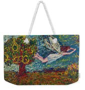 Flying Along With The Spirit Weekender Tote Bag
