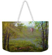 Flying Away Weekender Tote Bag
