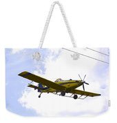 Flying By Wire 3 Of 6 Weekender Tote Bag