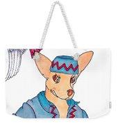 Flying Chihuahua's Weekender Tote Bag